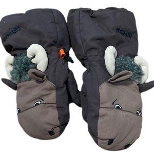 2 for $10 🔥 Kombi moose mittens